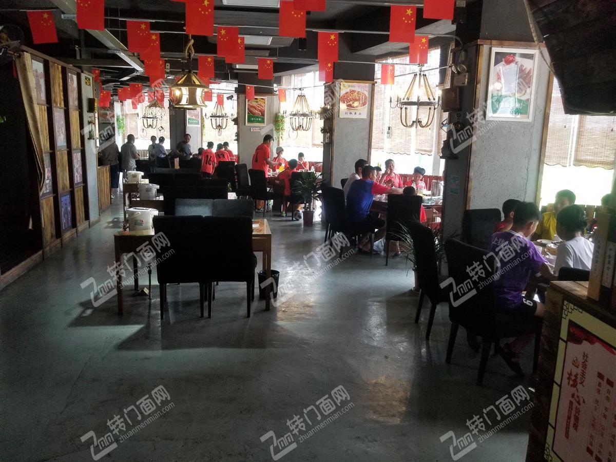 城南大道大型餐饮旺铺转让、出租及合作,3万元即可开门营业。