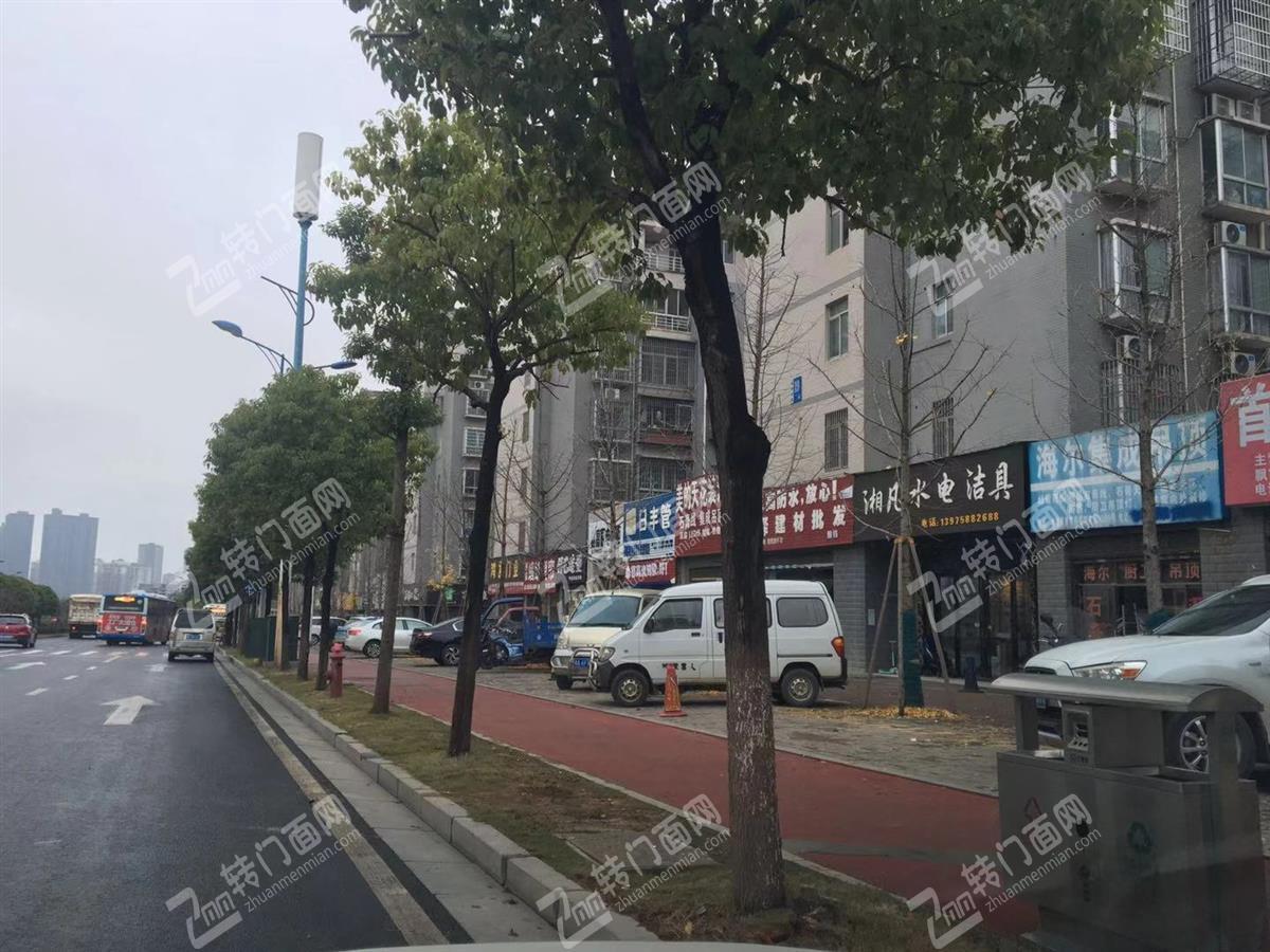 含浦中医药大学成熟小区外45平米临街旺铺空转