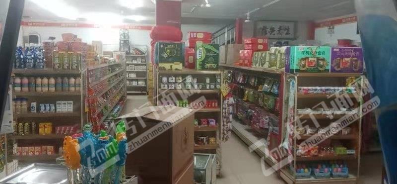 莲塘梦里水乡西大门小区大门第一家芙蓉兴盛超市转让