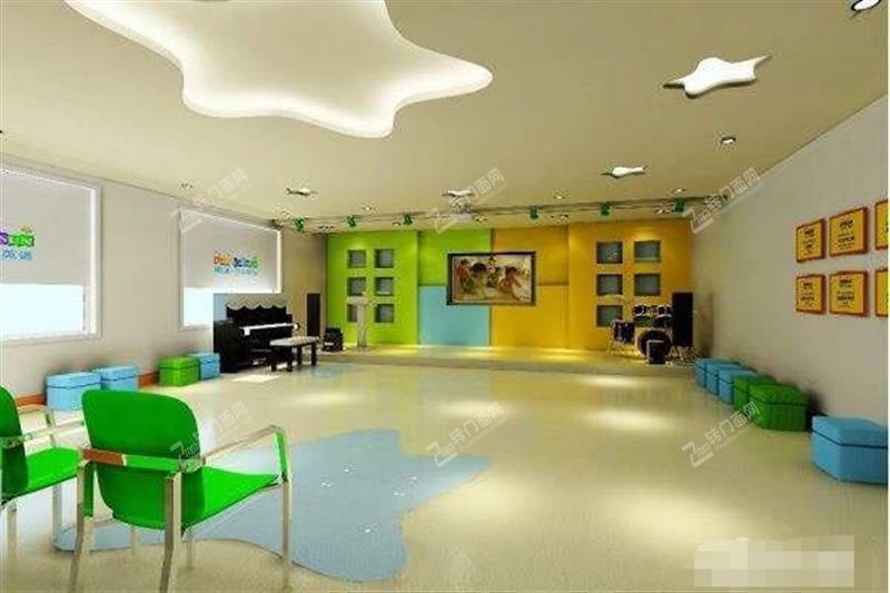长沙市内1500㎡一级普惠优质幼儿园