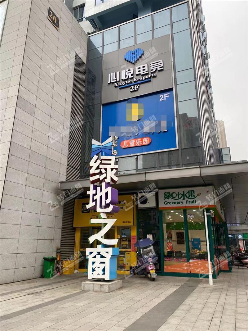 急转、高铁南站成熟商业街120㎡儿童乐园(盈利中)