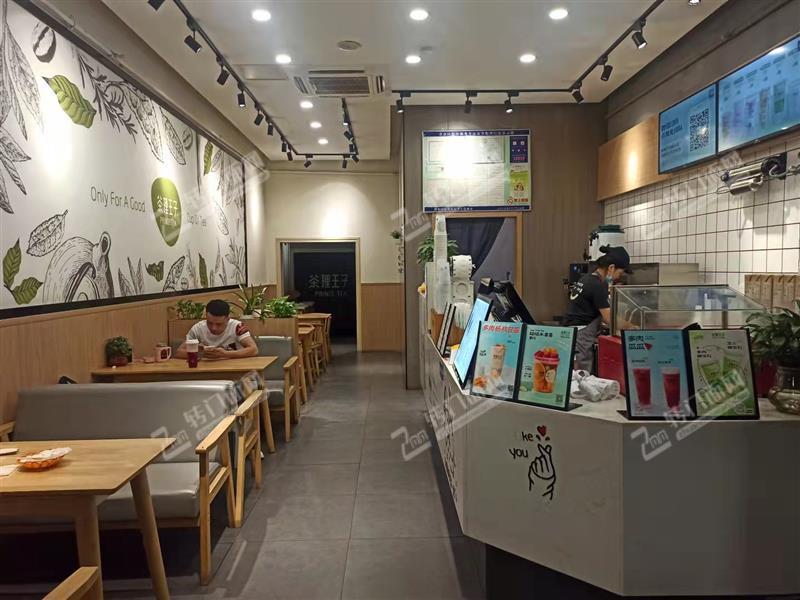 南康唐江品牌奶茶店转让